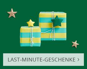 Last Minute Weihanchtsgeschenke