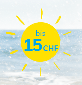 bis 15 CHF