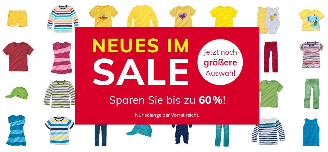 SALE - Bis zu 60% sparen!