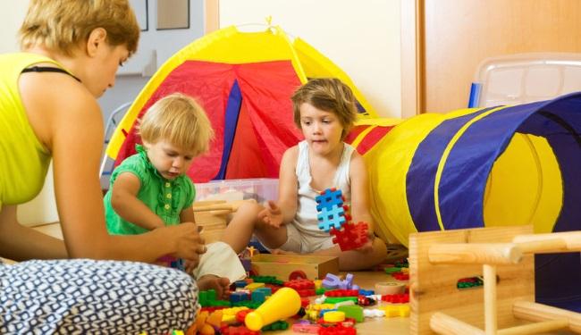 Eingewöhnung in den Kindergarten