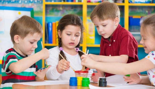 Schule und Kinderbetreuung
