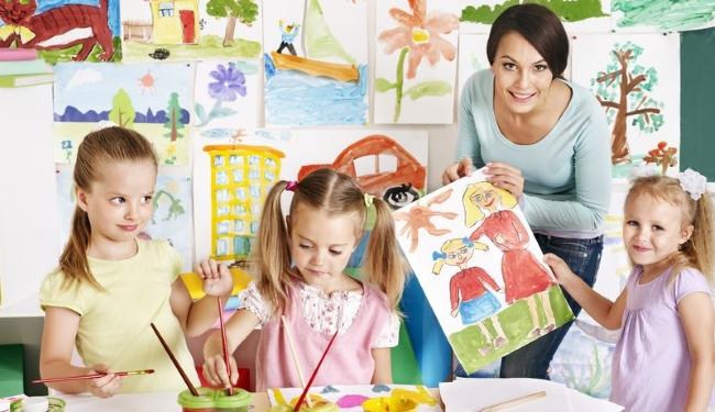 Öffentlicher oder privater Kindergarten