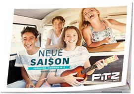 FIT-Z Frühjahr-/Sommerkatalog 2017