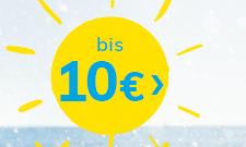 bis 10 €