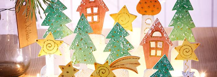 Weihnachtlicher bastelbedarf jako o best for kids for Kindergarten weihnachtsbasteln