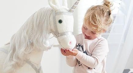 Pferde & Einhörner