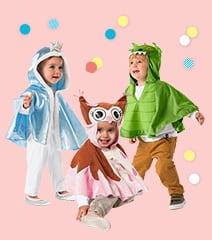 Kostüme für Babys