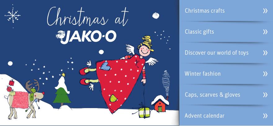 Christmas at JAKO-O