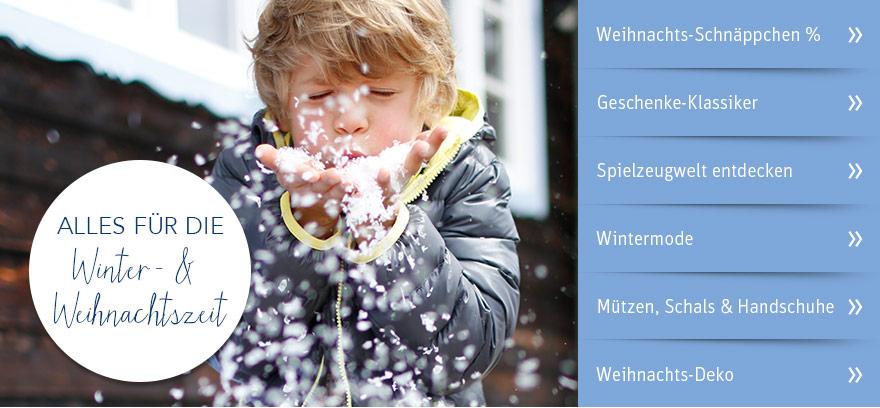 Alles für die Winter- & Weihnachtszeit