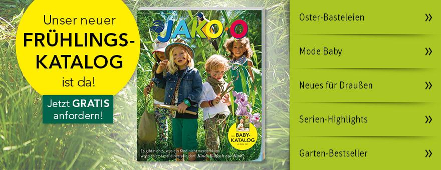 Unser neuer Frühlings-Katalog ist da!