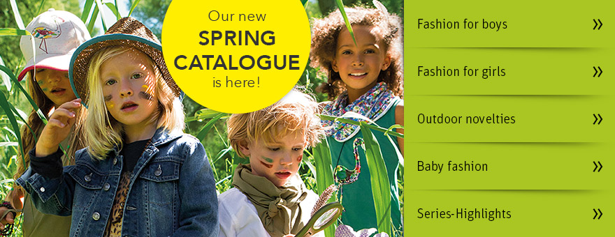 Our new spring catalogue is here!