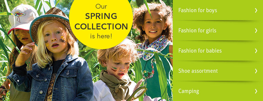 Our spring collection is here!