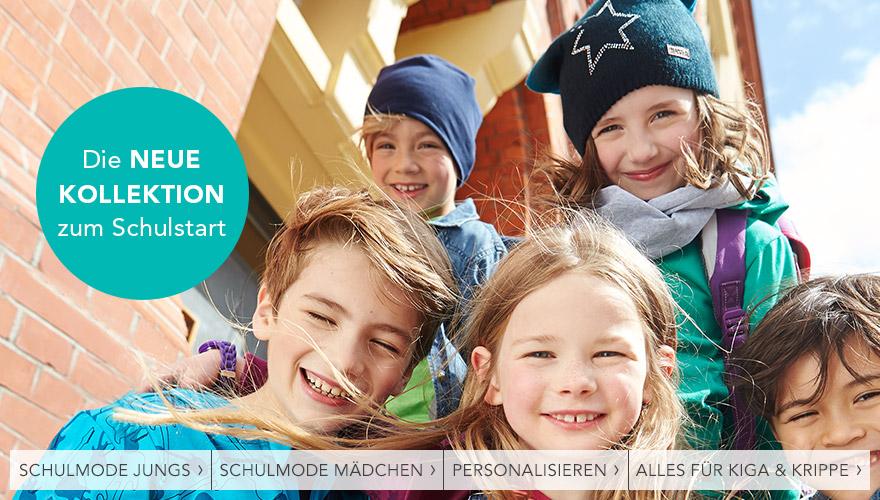 Die NEUE KOLLEKTION zum Schulstart!