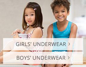 Kinder-Unterwäsche
