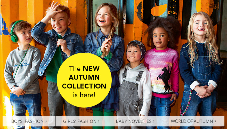 The NEW AUTUMN COLLECTION is here!