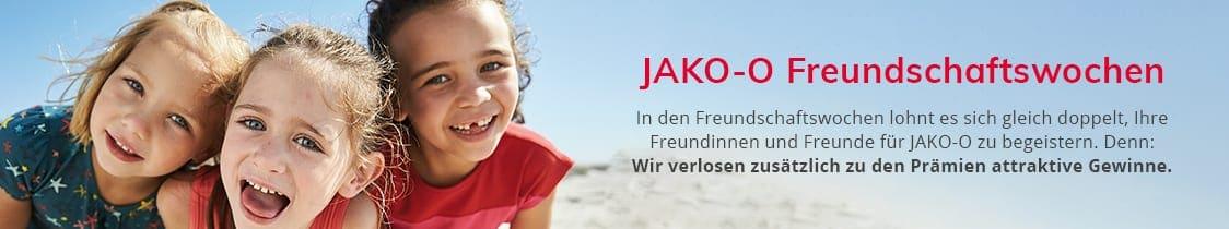 JAKO-O Freundschaftswochen