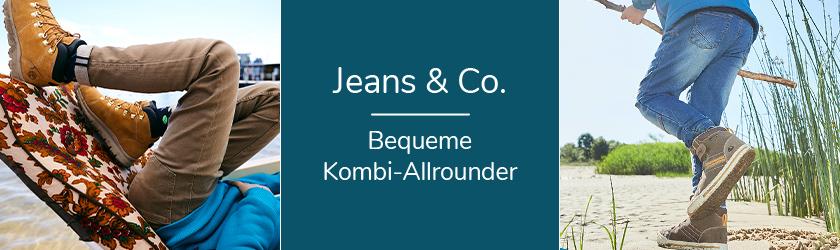 Jeans & lange Hosen