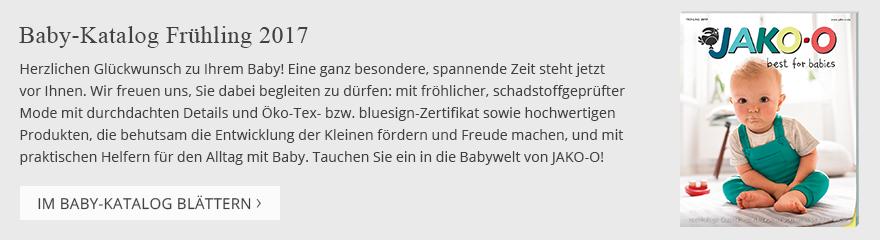 Baby-Katalog Frühling 2017