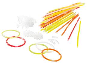 Leucht-Bänder, 50 Stück