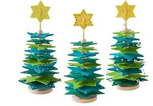 Filzstecker Sternenbaum