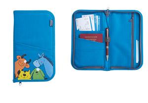 Reisetickettasche