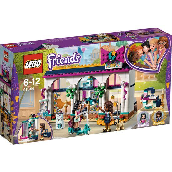 LEGO® Friends Andreas Accessoire-Laden 41344
