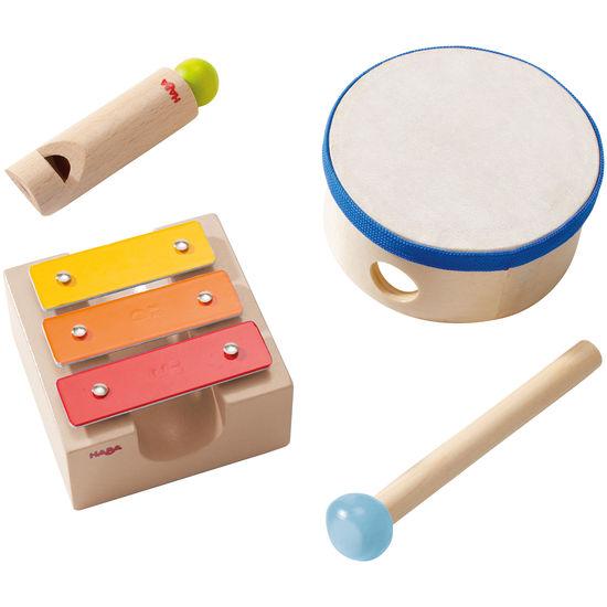 Blasinstrumente HABA Trötenflöte